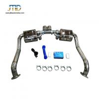 Buy cheap High Performance Stainless Steel Exhaust System For Porsche boxster from wholesalers