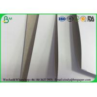 Buy cheap White Top Clay Coated Paperboard , 230g 250g 300g One Side Coated Paper Board from wholesalers