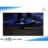 Buy cheap 6.5'' lighting One Wheel Self Balancing Skateboard Genuine Samsung battery from wholesalers