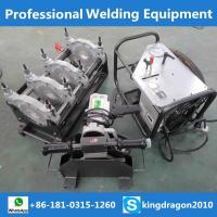 Buy cheap maquinadetermofusion - poly pipe welder 355 from wholesalers