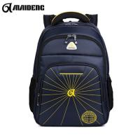 Buy cheap Foamed Padded Compartment Business Laptop Backpack Multi Front Zipper Pockets from wholesalers