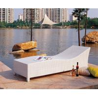 Buy cheap garden sun lounger outdoor beach lounger from wholesalers
