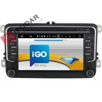 Buy cheap RCD510 RNS510 VW Tiguan Dvd Player Touch Screen Car Stereo With Navigation product