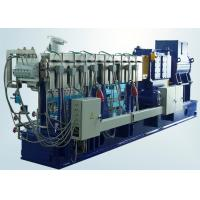 Buy cheap plastic Parallel Twin Screw Extruder Repair Line Customized Designed Service from wholesalers