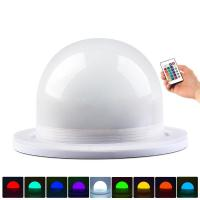 Buy cheap LED Color Changing Light Bulb , LED Wedding Table Lamp Among Table For Living Bedroom from wholesalers