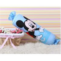 Buy cheap Candy Kids Decorative Bolster Pillows / Cotton Long Lumbar Pillow For Home from wholesalers