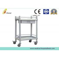 Buy cheap Plastic-Steel Medical Trolley Hospital Cart Abs Body Emergency Nursing Trolley (ALS-MT108) from wholesalers