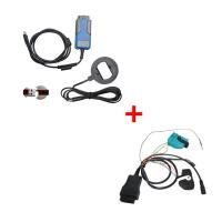 Buy cheap Car Super MB C3 Star Diagnosis Tool OBD2 With CAS For BMW from wholesalers