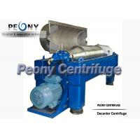 Buy cheap Pharmaceutical Decanter Centrifuges product