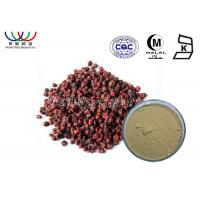 Buy cheap 100% Natural Schisandra Chinensis Extract 2 ~ 9% Schizandrins For Liver Health And Detox from wholesalers