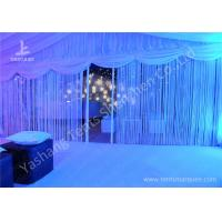 Buy cheap Beautiful Partition Wall Decorated Aluminum Large Outdoor Wedding Tents 20x30M from wholesalers