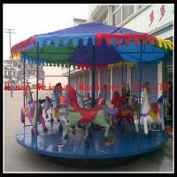 Buy cheap 16 seats  Simple carousel for Pleasure ground from wholesalers
