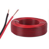Buy cheap Ul 2468 20 Gauge Flat Ribbon Cable Flame Retardant Round Shape PVC Insulation from wholesalers