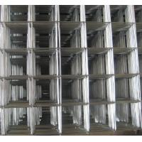 Buy cheap Square Poultry Welded Wire Mesh Sheet , Zinc / PVC Coated Mesh Fencing from wholesalers