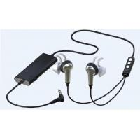 Buy cheap Noise-canceling Headphone, wide range Frequency response, battery embedded, high sensitivity from wholesalers