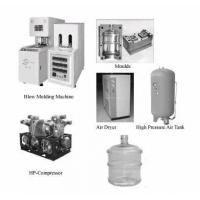 Buy cheap PET Bottle Molding Machine from wholesalers