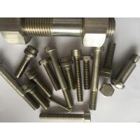 Buy cheap DIN931 DIN 933 Duplex Stainless Steel Fasteners M6 - M64 Stainless Steel 310S Hex Bolt from wholesalers