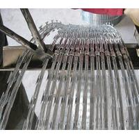 Buy cheap 45cm 50cm Stainless Steel Barbed Wire Alternative For Airport Security Fence from wholesalers