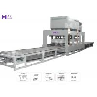 Buy cheap Floor Panel HF Industrial Laminating Machine 75KW 36T With Cycle Stabilizer from wholesalers