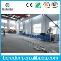 Buy cheap PVC/PE/PP/WPC Window door/ trunking profile extrusion line from wholesalers