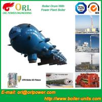 Buy cheap Petrochemical industry solar boiler mud drum ASME certification manufacturer product