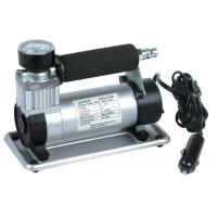 Buy cheap Silver Metal 12V Air Compressor Kit For Car 3M Cord With Cigarette Lighter from wholesalers
