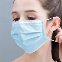Buy cheap Food Industry Disposable Medical Face Mask , Disposable Nose Mask Not Easy Drop from wholesalers