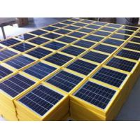 Buy cheap Mono-Crystalline Solar Panel 6V2W A Grade from wholesalers