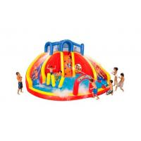 Buy cheap professional fun affordable giant Inflatable water park for home from wholesalers