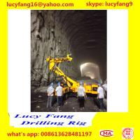 China Cheapest Popular Eifficient Multi-function Excavator Mounted DTH Hammer Anchor Drilling Rig