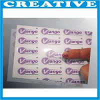 Buy cheap Cheap window adhesive stickers label product