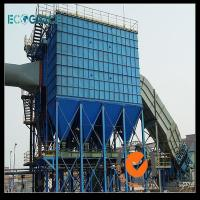 Buy cheap High Efficiency Baghouse Pulse Jet Bag Filter Dust Filter Equipment from wholesalers