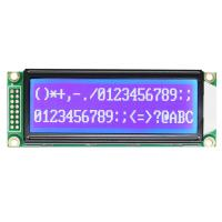 Buy cheap WLED Back - Light Industrial LCD Modules 16 Pins AIP31020 Controller Model from wholesalers
