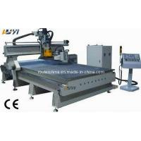 Buy cheap CNC Auto Tool Changer Woodworking Machine LY-1325 (round type) from wholesalers