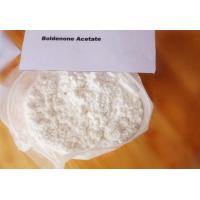 Buy cheap Steroids Muscle Building Muscle Growth Boldenone Acetate / Propionate Powder CAS 2363-59-9 from wholesalers