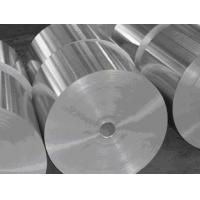 Buy cheap AA1235 / AA8011 Heavy Duty Food Service Foil , Strong Aluminium Foil Bright Side from wholesalers