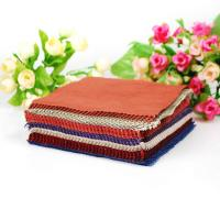 Buy cheap Yellow / Black / Blue Fibre / Cotton Cleaning Cloth For Screen, Lens, Eyeglasses from wholesalers