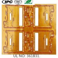 Buy cheap TACONIC Base Rigid Flex PCB Electrostatic Bag 4 Layer Circuit Board from wholesalers