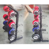 Buy cheap Black Scooter Display Rack / Scooter Display Stand Cold Rolled Steel Material from wholesalers