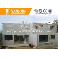 Buy cheap 100mm Foam Precast Concrete Exterior Wall Panels For Prefab House from wholesalers