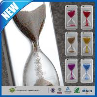 Buy cheap Sand Clock Hourglass Timer Phone Protective Shell / Mobile Phone Protection Case from wholesalers