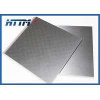 Buy cheap 3300 - 3500 MPa Tungsten Carbide Plate Square with 8% CO for mould material from wholesalers