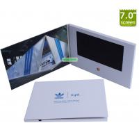 Buy cheap 2017 promotional gifts 7 inch lcd screen electronic promotive gift video brochure from wholesalers