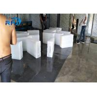 Buy cheap Durable Industrial Ice Block Maker , Automatic Ice Block Making Machine Air Cooled from wholesalers
