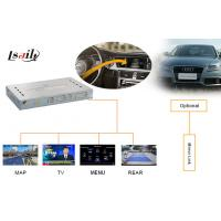 Buy cheap Car Navigation Spare Parts A5 Q5 Audi Multimedia Interface with Rear View Camera from wholesalers