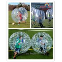 Buy cheap Inflatable Bumper Ball Plastic Sports Games Inflatable Body Suit(CY-M2727) from wholesalers