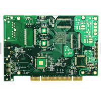 Buy cheap LF-HASL FR4 1 Oz 2 Layer 4 Layer PCB Board Assembly 1.6mm Thickness from wholesalers