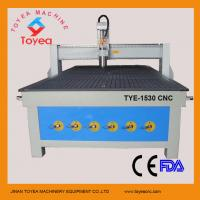 Buy cheap 1530 CNC Wood Carving machine with vacuum table TYE-1530 from wholesalers