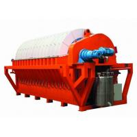 Buy cheap Precision Slurry Dewatering Equipment Tc Ceramic Filter For Iron Ores , Gold , Copper from wholesalers