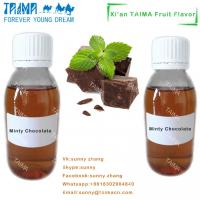 Buy cheap Xi'an Taima most popular PG/VG based high quality concentrate Minty Chocolate flavours for E-liquid from wholesalers